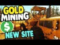 GOLD MINE FULL-SCALE OPERATION CONTINUES| Gold Rush: The Game Gameplay