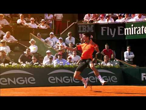 French Open Tennis: Roland-Garros Live | ITV4 | Starts Sunday 22nd May