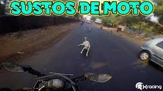 SUSTOS DE MOTO (EP. 46)