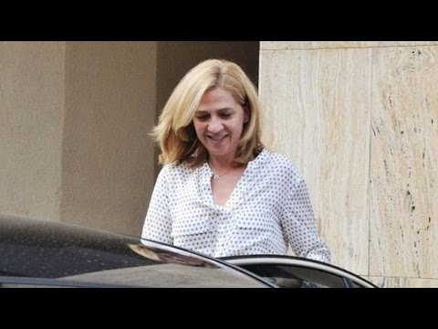Spain's Princess Cristina to go on trial for fraud