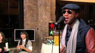 Aloe Blacc - Love Is The Answer (Live at joiz)