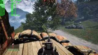 Far Cry 4 (FC4) - XFX R9 295X2 - 1080p Ultra Settings Gameplay Performance