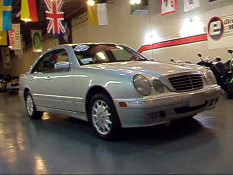 2002 mercedes benz e320 4matic edirect motors youtube for 2002 mercedes benz suv