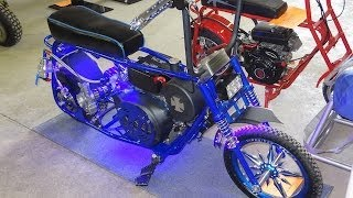 MINIBIKE show and Bicycle Swap Meet 2014 (OFFICIAL)