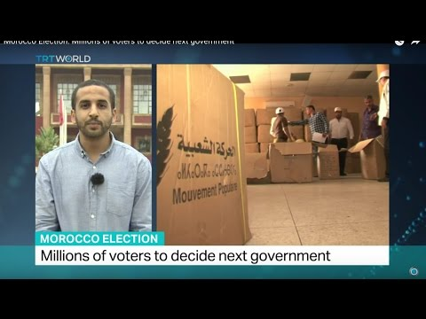 Morocco Election: Millions of voters to decide next government