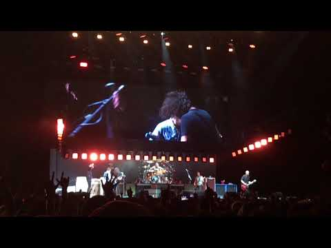 Foo Fighters x Rick Astley - Never Gonna Give You Up (Live @ Summer Sonic Festival 2017)
