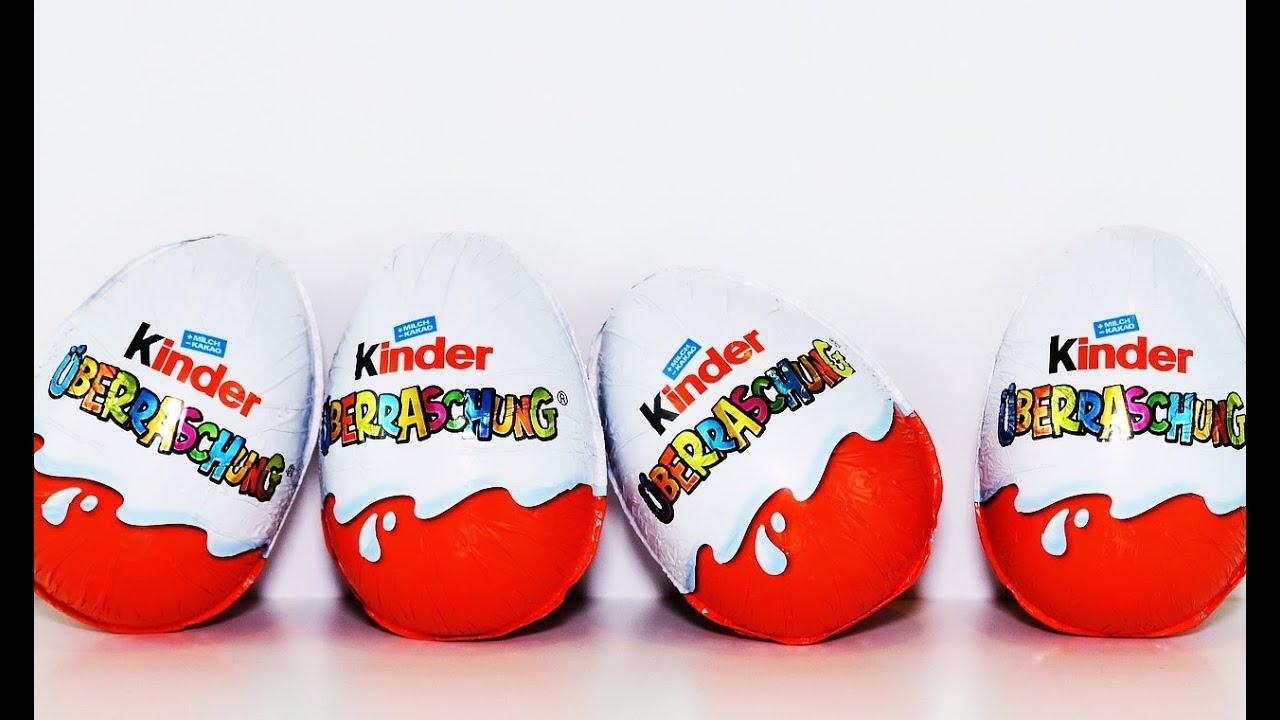 Киндер сюрприз на русском языке Игрушки Видео для детей #MrGeor Kinder surprise eggs