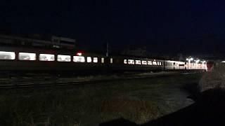 170C次迴送列車自斗六車站出發