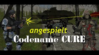 Let´s Test Codename Cure [German]