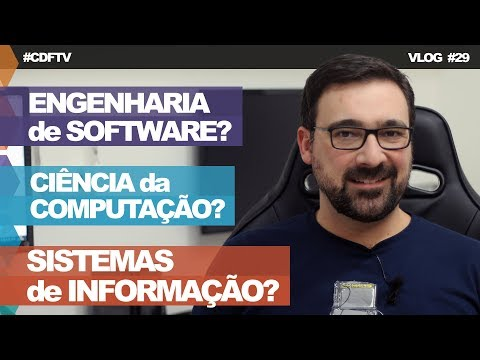 Faculdade: Engenharia de Software, Ciência da Computação ou Sistemas de Informação? // Vlog #29