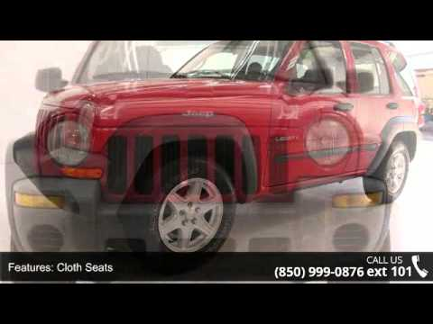2004 Jeep Liberty Sport Tallahassee Dodge Chrysler Jeep