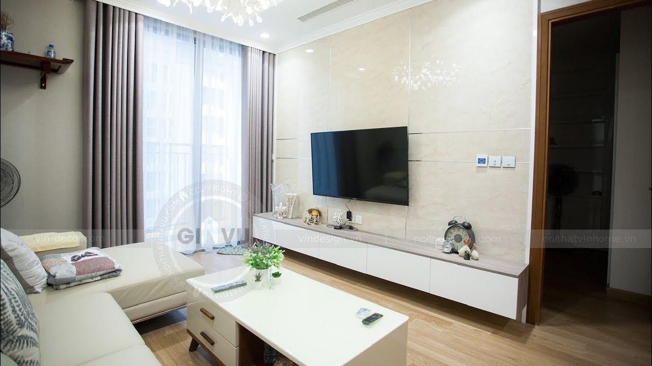 Thiết kế nội thất căn hộ Vinhomes D'Capitale uy tín nhất – Hotline 0971663666