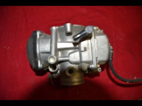 How To Clean a Harley Sportster cv carburetor Redneck Style- How to clean motorcycle carbs