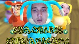 Shameless Shenanigans Episode 1 - Amazing World