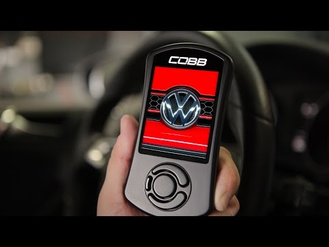 COBB Tuning - Transforming Volkswagen Tuning