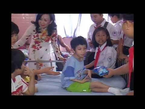 Video introduce Nguyen Du Secondary School - District 1 - Ho Chi Minh city - Viet Nam
