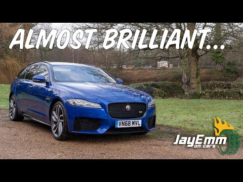 The Jaguar XF Sportbrake V6 S Is *Almost* The Perfect Petrolhead Daily (Review)
