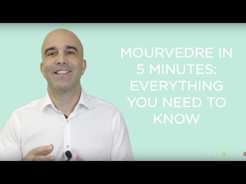 wine article Mourvedre In 5 Minutes Everything you need to know