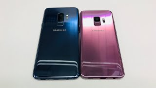 4K Samsung Galaxy S9 S9+ Quick Review