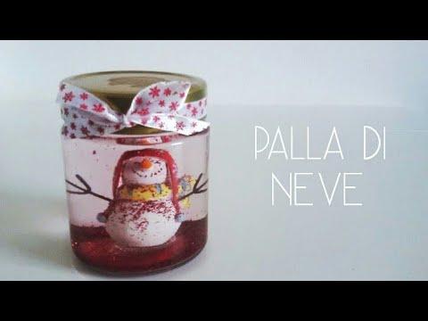 PALLA di NEVE || Mami Crea