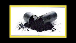 Les bienfaits étonnants du charbon actif
