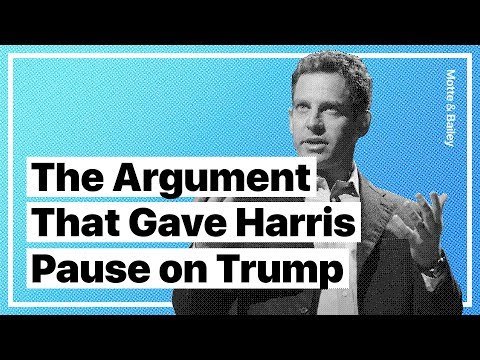 The Argument That Gave Sam Harris Pause on Trump w/ Niall Ferguson