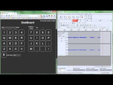 DIY HTML + JS Launchpad (KDrew - Bullseye Cover) [WIP]