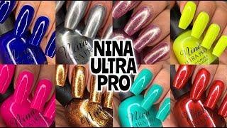 Nina nail polish