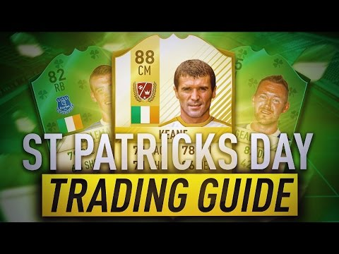 FULL St. Patrick's Day SBC Guide   Trading Tips   Squad Building Challenge   FIFA 17
