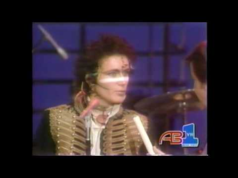Adam and the Ants USA Invasion