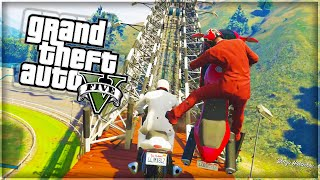 'POKEMON BIKES!' GTA 5 Funny Moments With The Sidemen (GTA 5 Online Funny Moments)