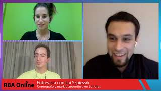 Entrevista a Ilai Szpiezak