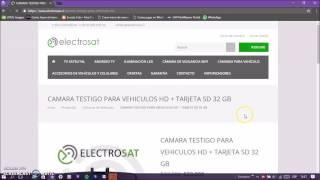 Guía para comprar en Electrosat