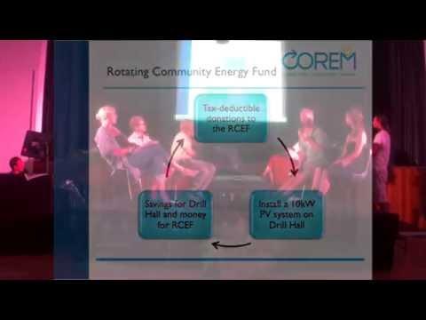 COREM Launch Panel - 2015