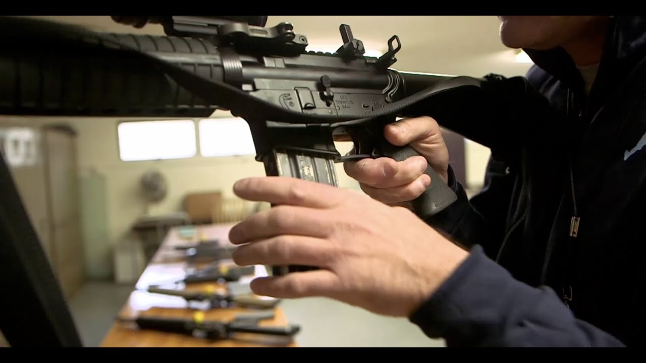 What's the state of Connecticut's gun laws?