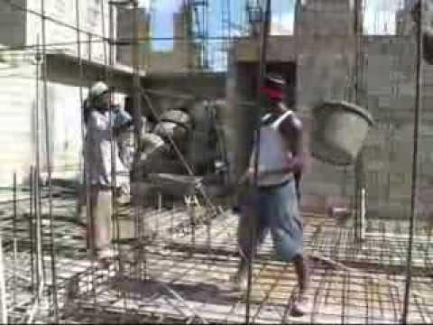 Concrete In Jamaica Youtube