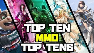 TOP 100 MMO! TOP TEN MMO TOP TENS