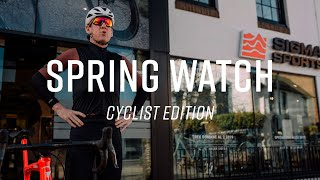 Matt Stephens Spring Watch Cyclist Edition | Sigma Sports