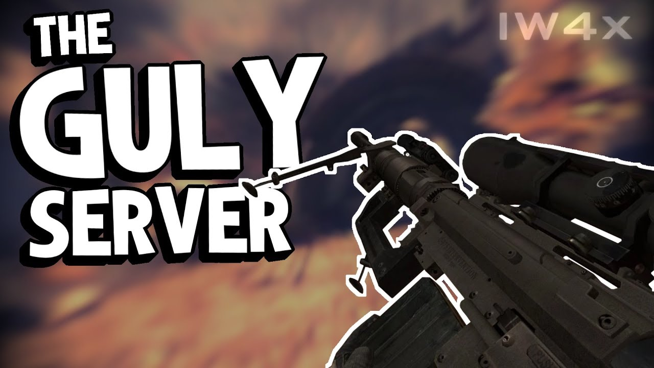 THE GULY SERVER (Iw4x PC)