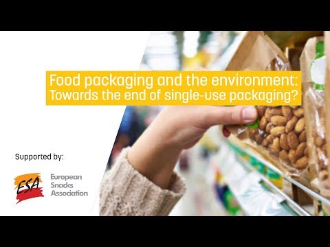 Food packaging and the environment: Towards the end of single-use packaging? Mp3