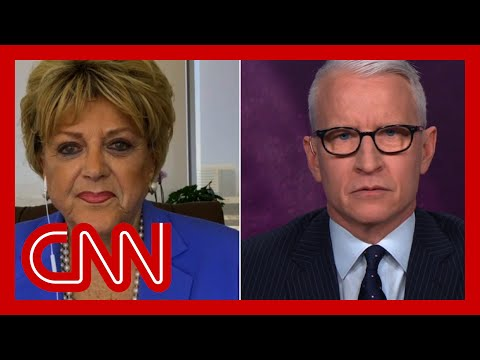 Anderson Cooper presses Las Vegas mayor over wish to reopen