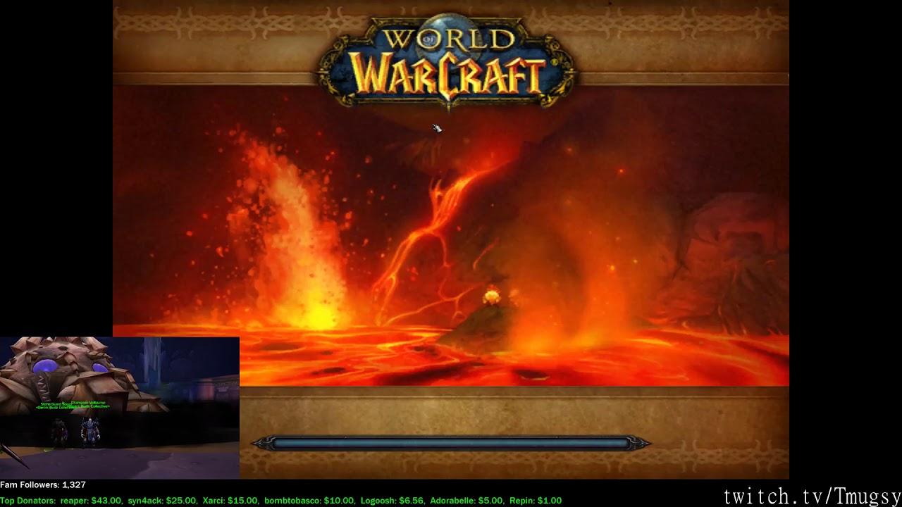 WoW streams highlights [10-01-2019] - feat  AutomaticJak, Naowh