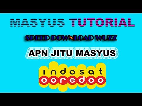 Cara Membuat APN Indosat Speed wuzzz