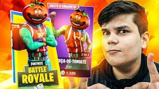 EPICA SKIN TOMATO HEAD AT FORTNITE ‹ JUAUM ›