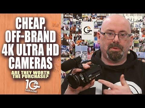 Cheap 4K Ultra HD Video Camera: Should You Purchase? KicTeck HDV534km