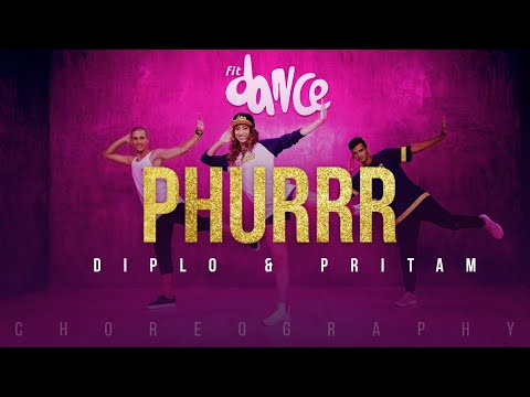 Download Phurrr - Diplo & Pritam | FitDance Channel (Choreography) Dance Video