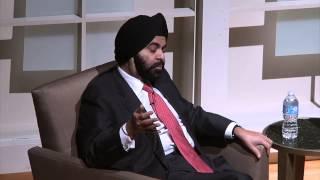 Ajay Banga: A World Beyond Cash