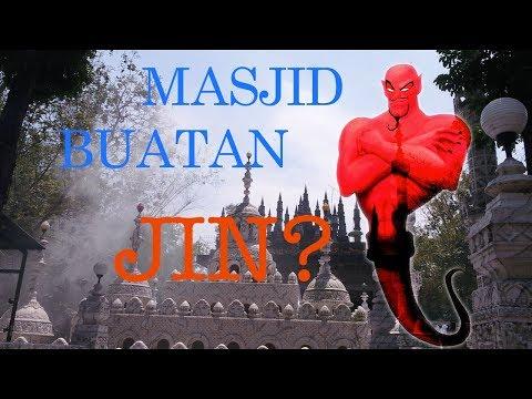 Masjid Buatan Jin ?
