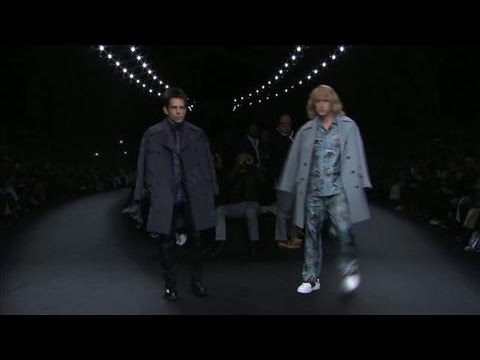 'Zoolander' Surprises at Paris Fashion Week