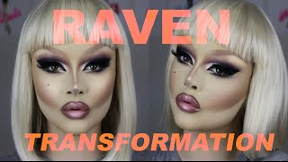 One of Lucy Garland's most viewed videos: RAVEN - TRANSFORMATION!